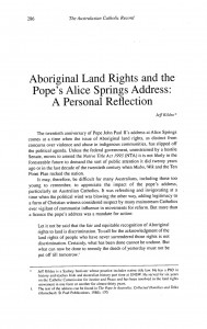Aboriginal Land Rights Thumbnail