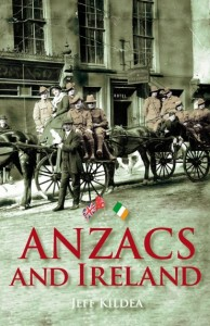 Anzacs and Ireland Cover